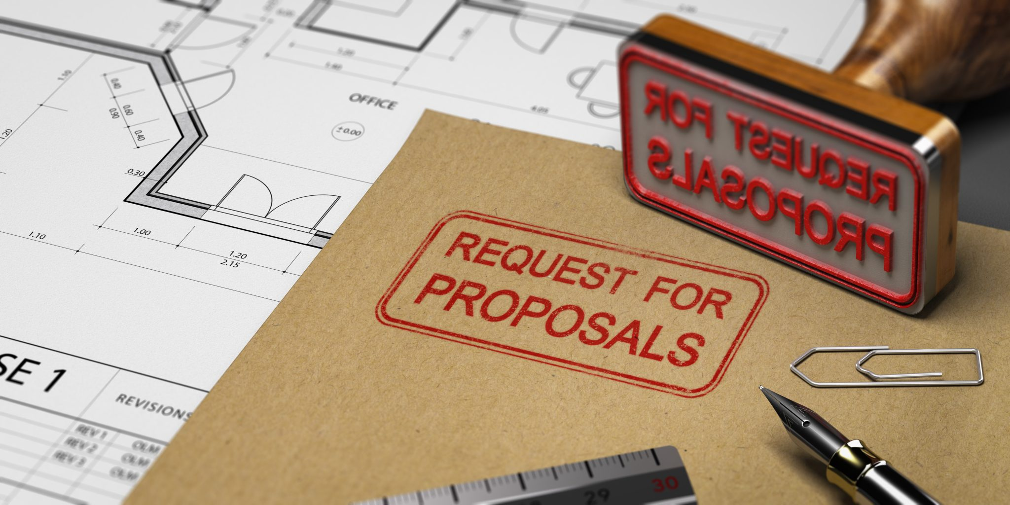 What's the difference between an EOI, RFP, RFT and RFQ?