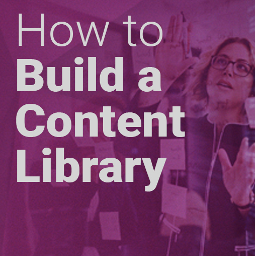 Bidhive How to Build a Content Library course