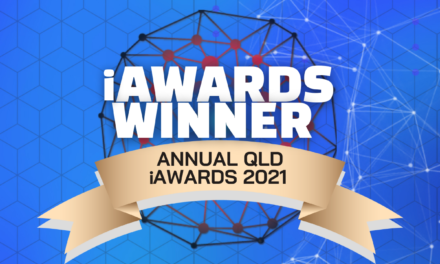 Bidhive wins outstanding Queensland technology award at 2021 AIIA iAwards