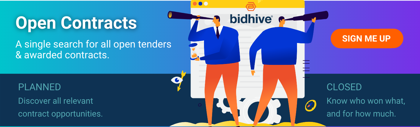 Bidhive Open Contracts